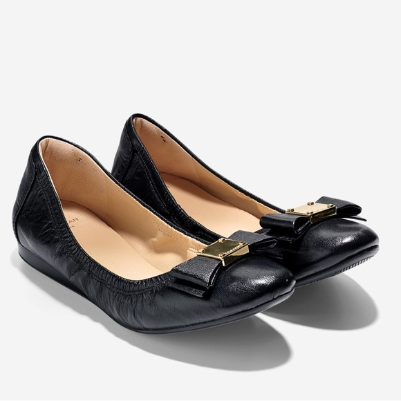 304d0fe4d840 Cole Haan Shoes - Cole Haan Tali Bow Ballet Flat